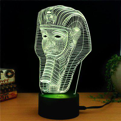 M.Sparkling TD169 Creative Character 3D LED Lamp