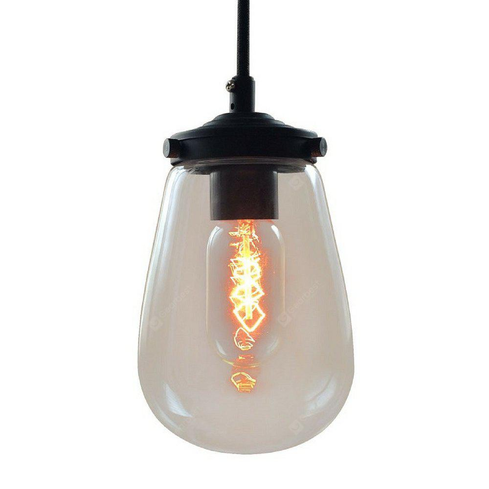 weisheman P1003 Pendant Lights Clear Glass
