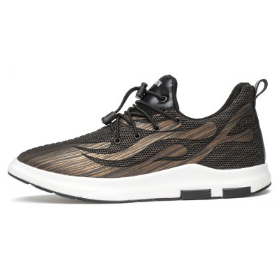 Men Casual Fashion Outdoor Mesh Outdoor Shoes Size 38-44Athletic Shoes<br>Men Casual Fashion Outdoor Mesh Outdoor Shoes Size 38-44<br><br>Available Size: 38-44<br>Closure Type: Lace-Up<br>Embellishment: None<br>Gender: For Men<br>Outsole Material: Rubber<br>Package Contents: 1?Shoes(pair)<br>Pattern Type: Striped<br>Season: Spring/Fall<br>Toe Shape: Round Toe<br>Toe Style: Closed Toe<br>Upper Material: Sequined Cloth<br>Weight: 1.2000kg