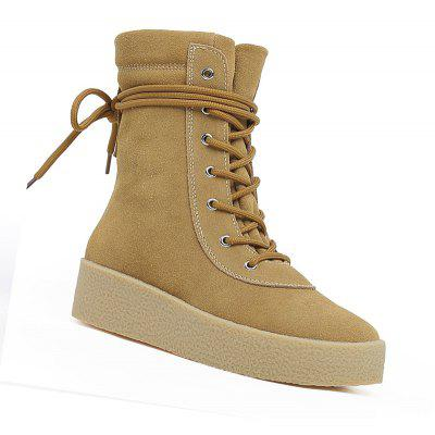 Casual High Top Outdoor Increase Height Women Fashion Sport Sneakers Comfortable