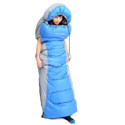 Outdoor Camping Travel Keep Warm Sleeping BagOther Sports Gadgets<br>Outdoor Camping Travel Keep Warm Sleeping Bag<br><br>Best Use: Camping,Hiking,Mountaineering,Traveling<br>Color: As Picture Shown<br>Gender: Unisex<br>Material: Spandex<br>Package Contents: 1 x Sleeping Bag<br>Package Dimension: 28.00 x 28.00 x 44.00 cm / 11.02 x 11.02 x 17.32 inches<br>Package weight: 1.5300 kg<br>Product Dimension: 220.00 x 75.00 x 10.00 cm / 86.61 x 29.53 x 3.94 inches<br>Product weight: 1.5000 kg<br>Waterproof Grade: IPX5