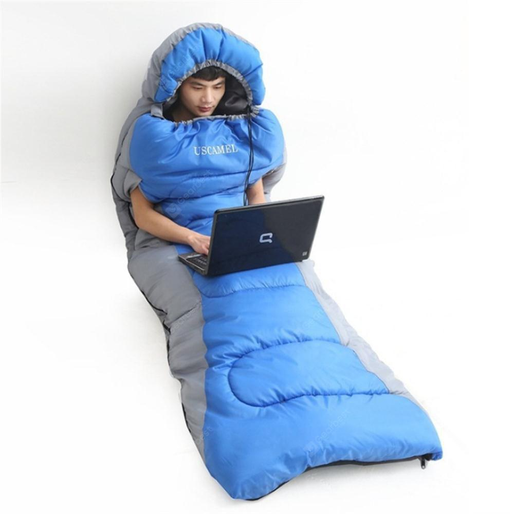 Outdoor Camping Travel Keep Warm Sleeping Bag