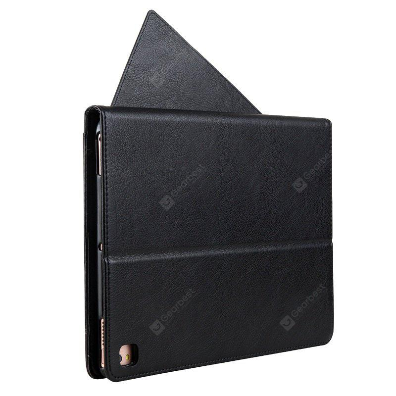 Rotate The Card Lanyard Pu Leather Cover for IPad Pro 9.7