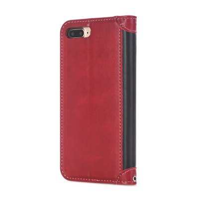 Stitching Colours Card Lanyard Pu Leather Cover for iPhone 7iPhone Cases/Covers<br>Stitching Colours Card Lanyard Pu Leather Cover for iPhone 7<br><br>Color: Black,Red,Brown,Lake blue,Rose Madder<br>Compatible for Apple: iPhone 7<br>Features: Cases with Stand, With Credit Card Holder, FullBody Cases<br>Material: PU Leather, TPU<br>Package Contents: 1 x Case<br>Package size (L x W x H): 15.00 x 8.00 x 2.00 cm / 5.91 x 3.15 x 0.79 inches<br>Package weight: 0.0700 kg<br>Product size (L x W x H): 14.20 x 7.30 x 1.50 cm / 5.59 x 2.87 x 0.59 inches<br>Product weight: 0.0650 kg<br>Style: Vintage/Nostalgic Euramerican Style, Novelty, Name Brand Style