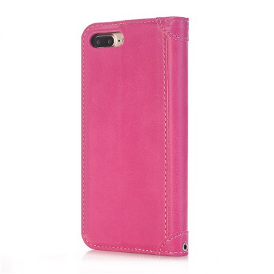 Stitching Colours Card Lanyard Pu Leather Cover for iPhone 7 PlusiPhone Cases/Covers<br>Stitching Colours Card Lanyard Pu Leather Cover for iPhone 7 Plus<br><br>Color: Black,Red,Brown,Lake blue,Rose Madder<br>Compatible for Apple: iPhone 7 Plus<br>Features: Cases with Stand, With Credit Card Holder, FullBody Cases<br>Material: PU Leather, TPU<br>Package Contents: 1 x Case<br>Package size (L x W x H): 17.00 x 9.00 x 2.00 cm / 6.69 x 3.54 x 0.79 inches<br>Package weight: 0.0900 kg<br>Product size (L x W x H): 16.20 x 8.50 x 1.50 cm / 6.38 x 3.35 x 0.59 inches<br>Product weight: 0.0820 kg<br>Style: Vintage/Nostalgic Euramerican Style, Novelty, Name Brand Style