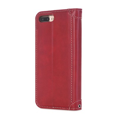 Stitching Colours Card Lanyard Pu Leather Cover for iPhone 8 PlusiPhone Cases/Covers<br>Stitching Colours Card Lanyard Pu Leather Cover for iPhone 8 Plus<br><br>Color: Black,Red,Brown,Lake blue,Rose Madder<br>Compatible for Apple: iPhone 8 Plus<br>Features: Cases with Stand, With Credit Card Holder, FullBody Cases<br>Material: PU Leather, TPU<br>Package Contents: 1 x Case<br>Package size (L x W x H): 17.00 x 9.00 x 2.00 cm / 6.69 x 3.54 x 0.79 inches<br>Package weight: 0.0900 kg<br>Product size (L x W x H): 16.20 x 8.50 x 1.50 cm / 6.38 x 3.35 x 0.59 inches<br>Product weight: 0.0820 kg<br>Style: Vintage/Nostalgic Euramerican Style, Novelty, Name Brand Style
