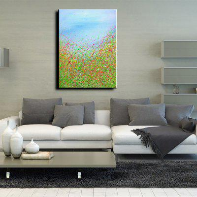 Buy COLORMIX YHHP Art Hand Painted Abstract Canvas Oil Painting for Home Decoration for $45.33 in GearBest store