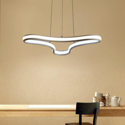 Ever-Flower LED Pendentif Lumière 50W Moderne Style Simple
