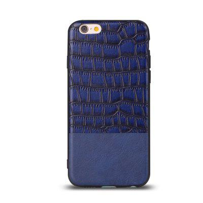 Ultra Thin Slim Soft TPU Silicon Cover Shockproof and Skidproof Case Crocodile Striae for IPhone 6 / 6SiPhone Cases/Covers<br>Ultra Thin Slim Soft TPU Silicon Cover Shockproof and Skidproof Case Crocodile Striae for IPhone 6 / 6S<br><br>Features: Anti-knock<br>Material: TPU<br>Package Contents: 1 x Phone Case<br>Package size (L x W x H): 18.00 x 13.00 x 3.00 cm / 7.09 x 5.12 x 1.18 inches<br>Package weight: 0.0600 kg<br>Style: Leather