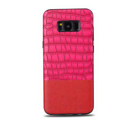 Ultra Thin Slim Soft TPU Silicon CoverShockproof and Skidproof Case Crocodile Striae for Samsung Galaxy S8Samsung S Series<br>Ultra Thin Slim Soft TPU Silicon CoverShockproof and Skidproof Case Crocodile Striae for Samsung Galaxy S8<br><br>Features: Anti-knock<br>Material: TPU<br>Package Contents: 1 x Phone Case<br>Package size (L x W x H): 18.00 x 13.00 x 3.00 cm / 7.09 x 5.12 x 1.18 inches<br>Package weight: 0.0600 kg<br>Style: Leather