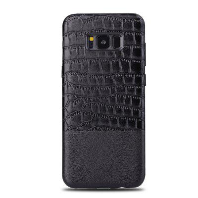 Ultra Thin Slim Soft TPU Silicon Cover Shockproof and Skidproof Case Crocodile Striae for Samsung Galaxy S8 PlusSamsung S Series<br>Ultra Thin Slim Soft TPU Silicon Cover Shockproof and Skidproof Case Crocodile Striae for Samsung Galaxy S8 Plus<br><br>Features: Anti-knock<br>Material: TPU<br>Package Contents: 1 x Phone Case<br>Package size (L x W x H): 18.00 x 13.00 x 3.00 cm / 7.09 x 5.12 x 1.18 inches<br>Package weight: 0.0600 kg<br>Style: Leather