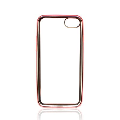 Minismile Protective Ultra-Thin Electroplating Tpu Back Case Cover for iPhone 7iPhone Cases/Covers<br>Minismile Protective Ultra-Thin Electroplating Tpu Back Case Cover for iPhone 7<br><br>Compatible for Apple: iPhone 7<br>Features: Back Cover, Anti-knock, Shatter-Resistant Case<br>Material: TPU<br>Package Contents: 1 x Case<br>Package size (L x W x H): 14.00 x 7.00 x 1.00 cm / 5.51 x 2.76 x 0.39 inches<br>Package weight: 0.0140 kg<br>Product weight: 0.0140 kg<br>Style: Solid Color, Cool, Transparent