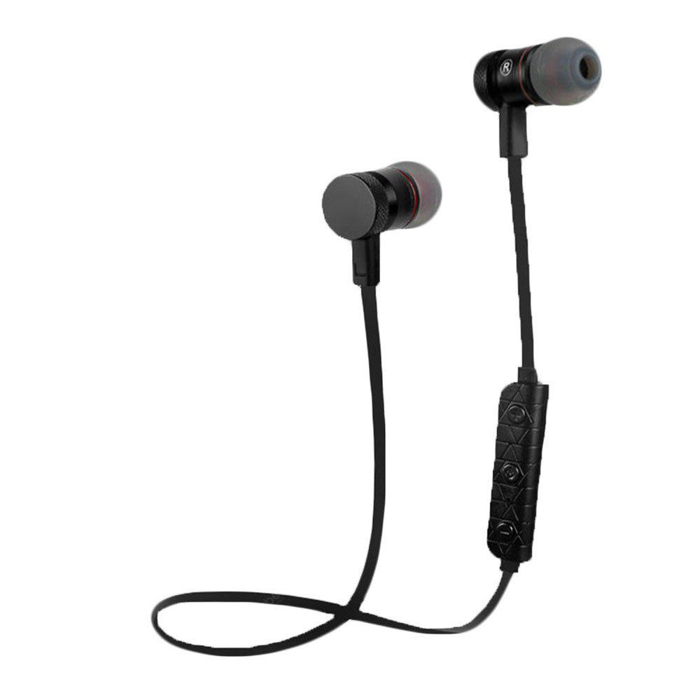 OLLLY Wireless Sport Bluetooth Headphones Wireless Earbuds with Mic Stereo Headset Noise Cancelling Neckband Sweatproof Earphone DP010