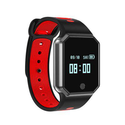 QW11 Waterproof Detachable Smart Bracelet with Oxygen Blood Pressure Heart Rate MonitorSmart Watches<br>QW11 Waterproof Detachable Smart Bracelet with Oxygen Blood Pressure Heart Rate Monitor<br><br>Alert type: Vibration<br>Band material: Silicone<br>Battery  Capacity: 100<br>Bluetooth Version: Bluetooth 4.1<br>Case material: ABS<br>Charging Time: About 2hours<br>Compatability: Android 4.4 and above; iOS 8.0 and above<br>Compatible OS: IOS, Android<br>Functions: Measurement of heart rate, Message, Pedometer, Sitting posture reminder, Sleep management, Somatosensory sports guidance, Steps counting, Time, Incoming calls show, Date, Calories burned measuring, Call reminder, Avoid phone loss, Alarm Clock<br>IP rating: IP67<br>Language: English<br>Operating mode: Touch Screen<br>Package Contents: 1 x Bluetooth Smart Wristband, 1 x English User Manual, 1 x Charger cable<br>Package size (L x W x H): 0.50 x 7.40 x 4.50 cm / 0.2 x 2.91 x 1.77 inches<br>Package weight: 0.0900 kg<br>People: Female table,Male table<br>Product size (L x W x H): 25.00 x 3.20 x 1.00 cm / 9.84 x 1.26 x 0.39 inches<br>Product weight: 0.0300 kg<br>Screen type: OLED<br>Shape of the dial: Square<br>Standby time: 16 days<br>Type of battery: Li-polymer battery<br>Waterproof: Yes