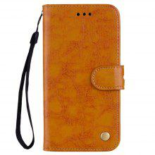 Leather Phone Case for Samsung Galaxy S6