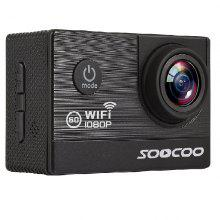 SOOCOO Brand Sports Camera C20 High Clearance 1080P Waterproof Diving Outdoor WiFi Camera Mobile Detection