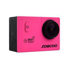 SOOCOO Brand 1080P Hd Motion Camera C10S with WiFi Waterproof and Anti-shake Outdoor Mobile Detection