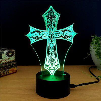 M.Sparkling TD162 Creative Other 3D LED Lamp