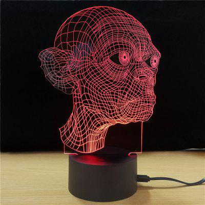 M.Sparkling TD224 Classic Film Character 3D LED Lamp