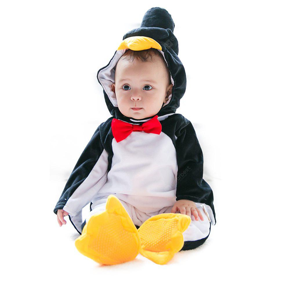 Pinguin Cosplay Jumpsuit für Baby