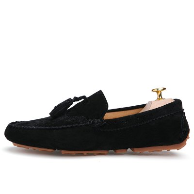 Casual Flat Shoes Peas Drive Outdoor Running Breathable SneakersFlats &amp; Loafers<br>Casual Flat Shoes Peas Drive Outdoor Running Breathable Sneakers<br><br>Available Size: 38-44<br>Closure Type: Lace-Up<br>Embellishment: None<br>Gender: For Men<br>Outsole Material: Rubber<br>Package Contents: 1?Shoes(pair)<br>Pattern Type: Others<br>Season: Winter, Spring/Fall<br>Toe Shape: Round Toe<br>Toe Style: Closed Toe<br>Upper Material: Corduroy<br>Weight: 1.2000kg