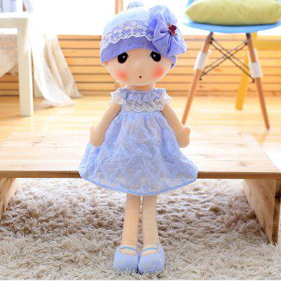 Little Girl Style Stuffed Ragdoll 40cm