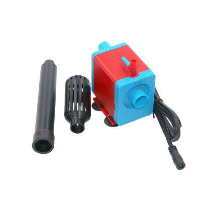 Bluefish FS - 600 Mini Brushless Water Pump Hydrological Cycle Submersible for Garden Fountain DC12V 5W