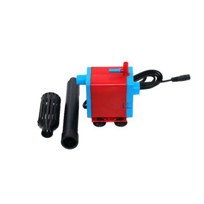 Bluefish FS - 600 Brushless Submersible Water Pump Motor for Garden Fountain 1M 600L / H DC12V