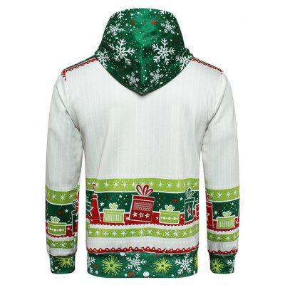 Christmas Gift Print Pullover HoodieMens Hoodies &amp; Sweatshirts<br>Christmas Gift Print Pullover Hoodie<br><br>Material: Polyester<br>Package Contents: 1 x Hoodie<br>Shirt Length: Regular<br>Sleeve Length: Full<br>Style: Fashion<br>Weight: 0.3000kg