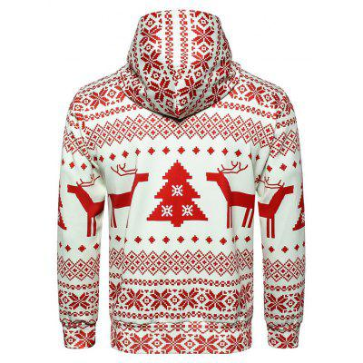 Christmas  Digital Print Pullover HoodieMens Hoodies &amp; Sweatshirts<br>Christmas  Digital Print Pullover Hoodie<br><br>Material: Polyester<br>Package Contents: 1 x Hoodie<br>Shirt Length: Regular<br>Sleeve Length: Full<br>Style: Casual<br>Weight: 0.3000kg