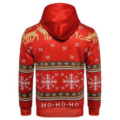 Christmas 3D Printed HoodieMens Hoodies &amp; Sweatshirts<br>Christmas 3D Printed Hoodie<br><br>Material: Polyester<br>Package Contents: 1 x Hoodie<br>Shirt Length: Regular<br>Sleeve Length: Full<br>Style: Fashion<br>Weight: 0.3000kg