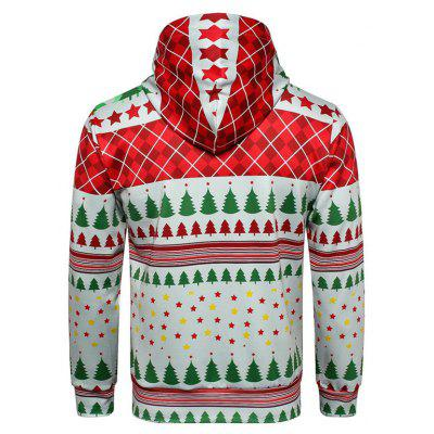 Christmas Star Print Loose-fitting HoodieMens Hoodies &amp; Sweatshirts<br>Christmas Star Print Loose-fitting Hoodie<br><br>Material: Polyester<br>Package Contents: 1 x Hoodie<br>Shirt Length: Regular<br>Sleeve Length: Full<br>Style: Fashion<br>Weight: 0.3000kg