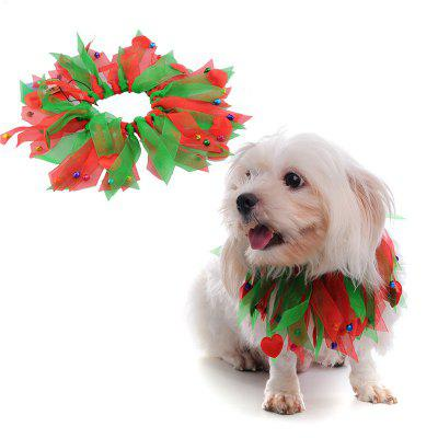 Casaco de cachorro decorativo de Natal Jingle Bells Decorative