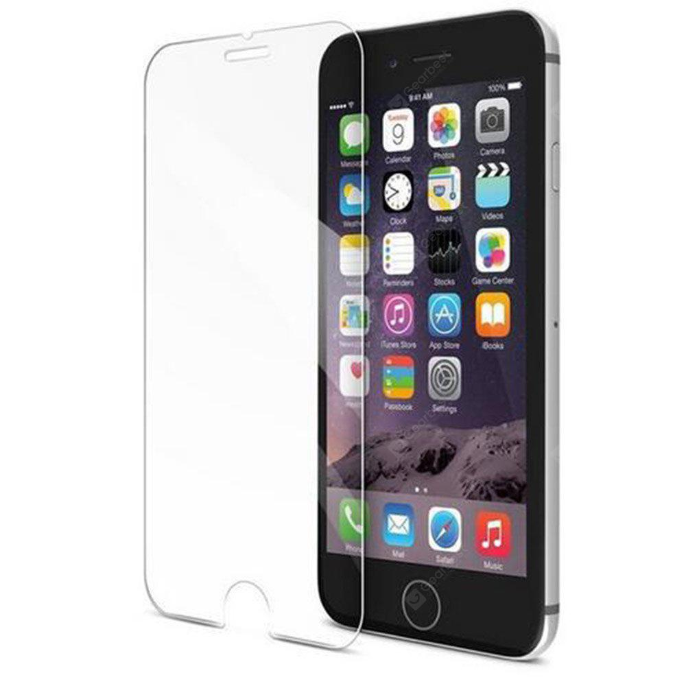 SZKINSTON 9H High-Transparent Flexible Nano-Technology Forming Silk Screen Film Smooth Tempered Glass Screen Protector Film for iPhone 8 / 7