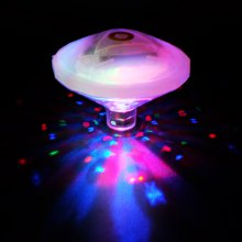 BRELONG LED Bathtub Light Swimming Pool Floating Water Underwater Lighting - RGB