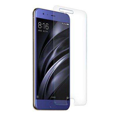 TOCHIC Tempered Glass Screen Film for Xiaomi Mi 6Cases &amp; Leather<br>TOCHIC Tempered Glass Screen Film for Xiaomi Mi 6<br><br>Compatible Model: Xiaomi Mi 6<br>Features: Ultra thin, High-definition, Anti fingerprint, Anti scratch, Protect Screen<br>Mainly Compatible with: Xiaomi<br>Material: Tempered Glass<br>Package Contents: 1 x Tempered Glass Film, 1 x Dust Remover, 1 x Wet Wipes, 1 x Dry Wipes<br>Package size (L x W x H): 17.50 x 10.30 x 0.80 cm / 6.89 x 4.06 x 0.31 inches<br>Package weight: 0.0300 kg<br>Product Size(L x W x H): 14.00 x 6.50 x 0.03 cm / 5.51 x 2.56 x 0.01 inches<br>Product weight: 0.0100 kg<br>Surface Hardness: 9H<br>Thickness: 0.3mm<br>Type: Screen Protector