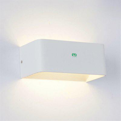YWXLight 6W LED Aluminum LED Wall Lamp Indoor for Bedroom Living Room AC 110 - 240V