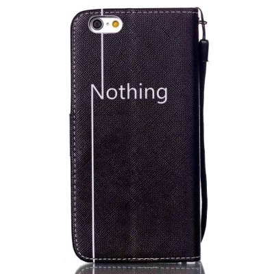 High-grade Painted PU Phone Cover for iPhone 6 / 6SiPhone Cases/Covers<br>High-grade Painted PU Phone Cover for iPhone 6 / 6S<br><br>Features: Cases with Stand, With Credit Card Holder, With Lanyard, Dirt-resistant, Wallet Case<br>Material: PU Leather<br>Package Contents: 1 x Phone Case<br>Package size (L x W x H): 14.00 x 7.20 x 1.80 cm / 5.51 x 2.83 x 0.71 inches<br>Package weight: 0.0580 kg<br>Style: Novelty