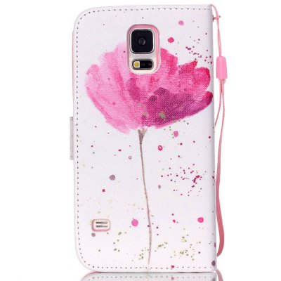 High-Grade Painted PU Phone for Samsung Galaxy S5 MiniSamsung S Series<br>High-Grade Painted PU Phone for Samsung Galaxy S5 Mini<br><br>Features: Cases with Stand, With Credit Card Holder, With Lanyard, Dirt-resistant<br>For: Samsung Mobile Phone<br>Material: PU Leather<br>Package Contents: 1 x Phone Case<br>Package size (L x W x H): 13.50 x 7.20 x 1.80 cm / 5.31 x 2.83 x 0.71 inches<br>Package weight: 0.0530 kg<br>Style: Novelty