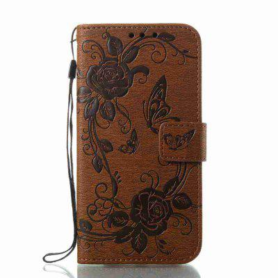 Embossed - Butterfly Flower PU Phone Case for Samsung Galaxy  J3 2015 / 2016Samsung J Series<br>Embossed - Butterfly Flower PU Phone Case for Samsung Galaxy  J3 2015 / 2016<br><br>Features: Full Body Cases, Cases with Stand, With Credit Card Holder, With Lanyard, Dirt-resistant<br>For: Samsung Mobile Phone<br>Functions: Camera Hole Location<br>Material: PU Leather, TPU<br>Package Contents: 1 x Phone Case<br>Package size (L x W x H): 14.68 x 7.90 x 1.80 cm / 5.78 x 3.11 x 0.71 inches<br>Package weight: 0.0630 kg<br>Style: Pattern, Solid Color, Ultra Slim, Novelty<br>Using Conditions: Skiing,Cruise