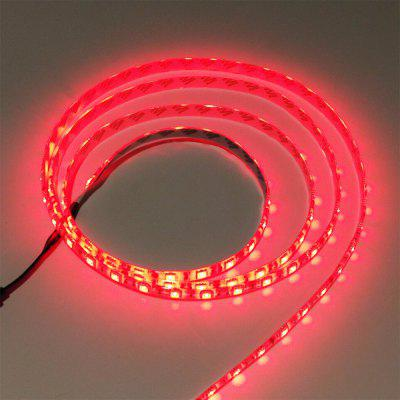 Buy RED LIGHT 100CM ZDM 5V 5050 100 / 200CM Waterproof USB LED Light Strip DC5V for $4.74 in GearBest store