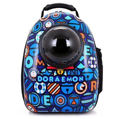 Lovoyager Tkb1101 Travel Air Space Bubble Pet Carrier Bag Breathable Portable Dog Cat Backpack