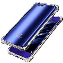 Extreme Heavy Duty Protective Soft Rubber TPU Bumper Case Anti-Scratch Shockproof Rugged Protection Clear Transparent Back Cover for Xiaomi Note 3