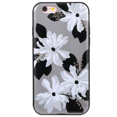 Wkae Porcelain Flower Mobile Phone Shell Surrounded By Rhinestone for IPhone 6 / 6SiPhone Cases/Covers<br>Wkae Porcelain Flower Mobile Phone Shell Surrounded By Rhinestone for IPhone 6 / 6S<br><br>Compatible for Apple: iPhone 6, iPhone 6S<br>Features: Back Cover<br>Material: TPU, PC<br>Package Contents: 1 x Phone Case<br>Package size (L x W x H): 19.00 x 10.00 x 2.00 cm / 7.48 x 3.94 x 0.79 inches<br>Package weight: 0.0229 kg<br>Style: Floral, Diamond/Rhinestone Decorated Case, Novelty