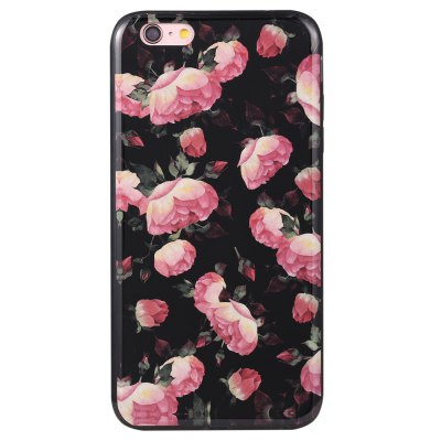 Wkae Porcelain Flower Mobile Phone Shell Surrounded By Rhinestone for IPhone 6 Plus / 6S PlusiPhone Cases/Covers<br>Wkae Porcelain Flower Mobile Phone Shell Surrounded By Rhinestone for IPhone 6 Plus / 6S Plus<br><br>Compatible for Apple: iPhone 6 Plus, iPhone 6S Plus<br>Features: Back Cover<br>Material: TPU, PC<br>Package Contents: 1 x Phone Case<br>Package size (L x W x H): 19.00 x 10.00 x 2.00 cm / 7.48 x 3.94 x 0.79 inches<br>Package weight: 0.0310 kg<br>Style: Floral, Diamond/Rhinestone Decorated Case, Novelty