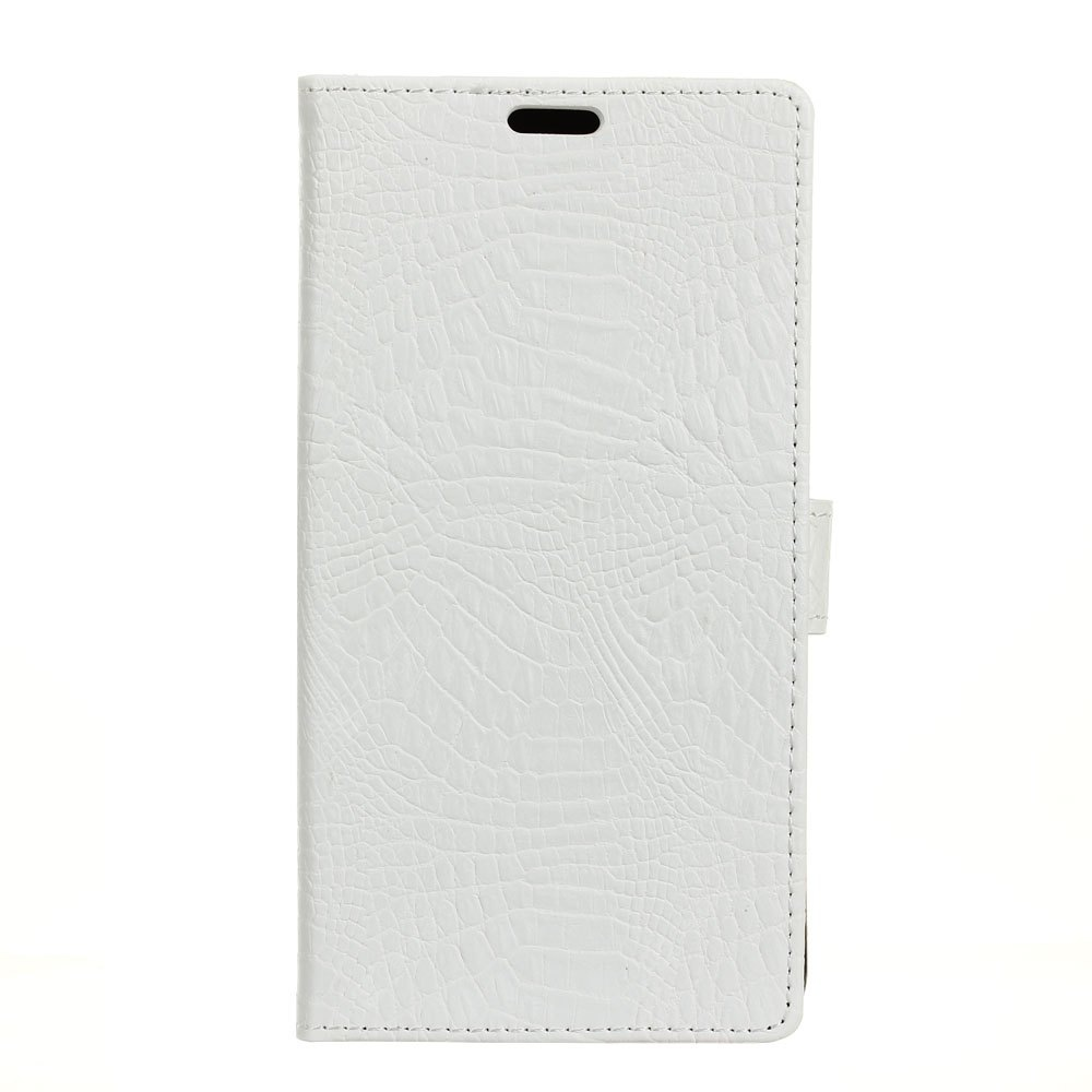 KaZiNe Crocodile Texture Wallet Stand Leather Cover para LG V9