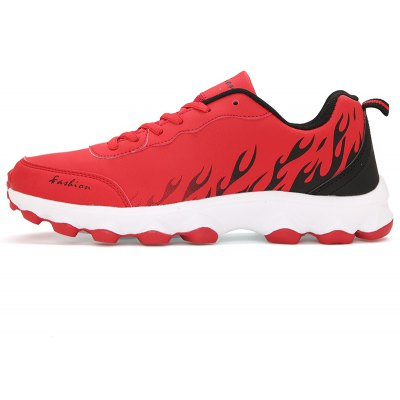 Mens Fashion Lace Up Hiking Outdoor Working Sneakers Breathable Running ShoesAthletic Shoes<br>Mens Fashion Lace Up Hiking Outdoor Working Sneakers Breathable Running Shoes<br><br>Available Size: 36-44<br>Closure Type: Lace-Up<br>Feature: Breathable<br>Gender: For Men<br>Outsole Material: Rubber<br>Package Contents: 1 x Shoes (pair)<br>Pattern Type: Solid<br>Season: Spring/Fall<br>Upper Material: PU<br>Weight: 1.2000kg