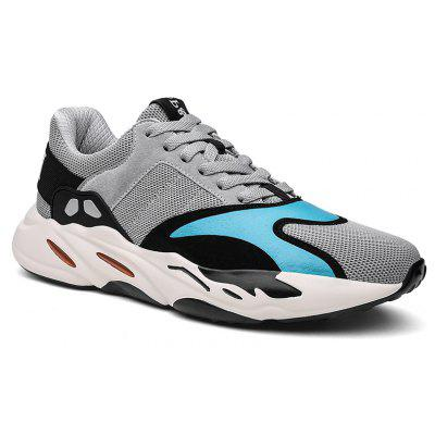 Autumn and Winter New Sports Casual  Panda Men's Shoes