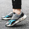 Autumn and Winter New Sports Casual  Panda Men's Shoes - GRAY