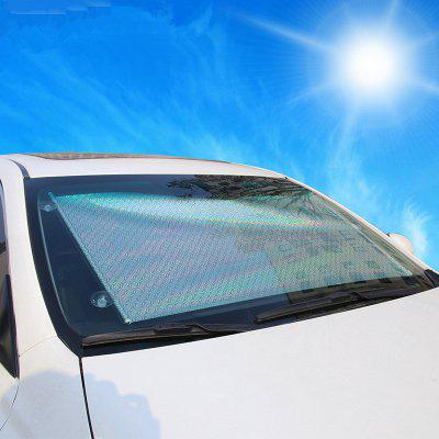 Car Automatic Stretching Insulation Curtains Sunshade CoverOther Car Gadgets<br>Car Automatic Stretching Insulation Curtains Sunshade Cover<br><br>Apply To Car Brand: Universal<br>Package Contents: 1 x Car Sunshade Cover<br>Package size (L x W x H): 70.00 x 5.00 x 5.00 cm / 27.56 x 1.97 x 1.97 inches<br>Package weight: 0.6000 kg<br>Product size (L x W x H): 125.00 x 68.00 x 0.20 cm / 49.21 x 26.77 x 0.08 inches<br>Product weight: 0.5000 kg